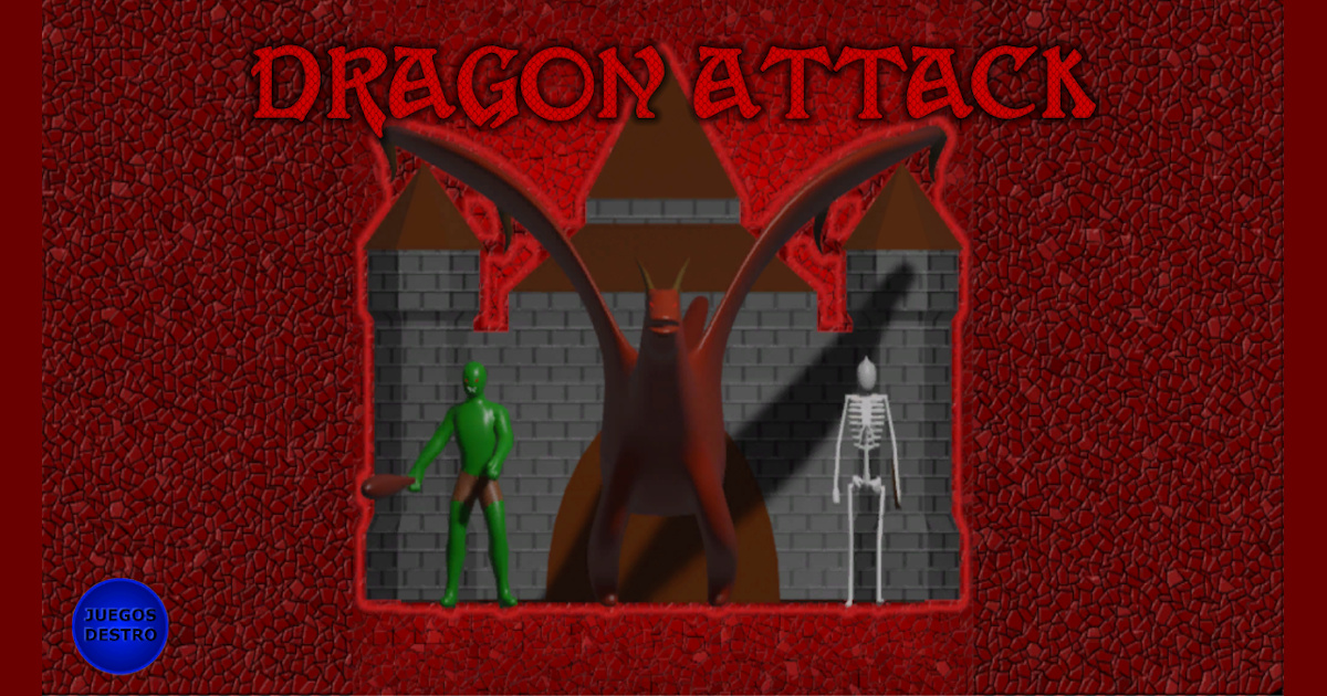 Image Dragon Attack - Tower Defense
