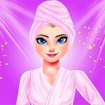 Frozen princess hidden object game