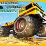 Monster Trucks Jigsaw