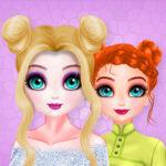 #StayHome Princess Makeup Lessons