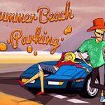 Summer Beach Parking