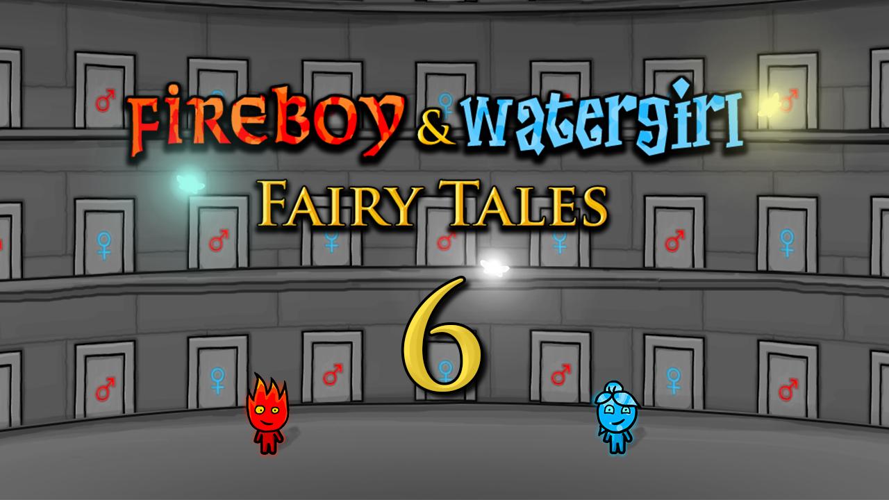 Image Fireboy & Watergirl 6: Fairy Tales