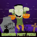 Halloween Party 2021 Puzzle