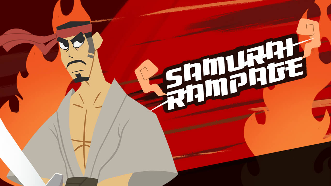 Image Samurai Rampage
