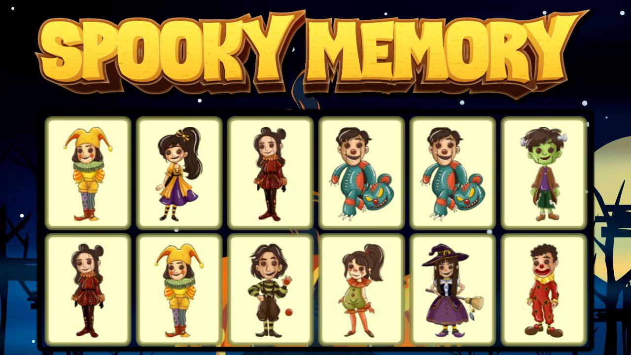 Image Spooky Memory