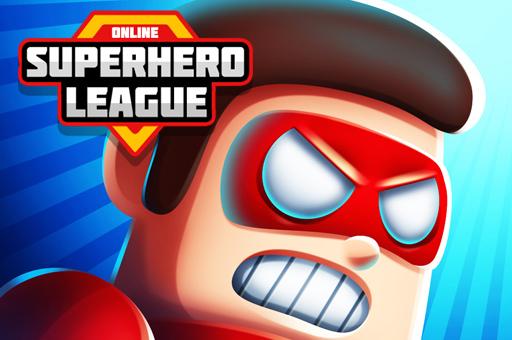 Image Super Hero League Online