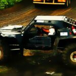 4×4 Buggy Off-Road Puzzle