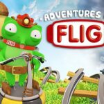 Adventures of Flig – air hockey shooter