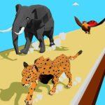 Animal Transform Race 3D