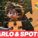 Arlo & Spots Jigsaw Puzzle Planet