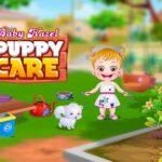 Baby Hazel Puppy Care