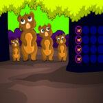 Bear Land Escape
