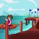Boat Girl Escape