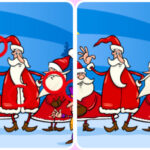 Christmas Photo Differences 2