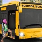 City School Bus Driver Simulator