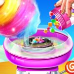 Cotton Candy Maker Game