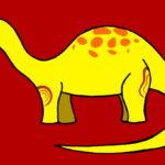 Cute Dinosuars Jigsaw