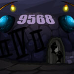 Dark Skull Forest Escape