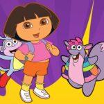 Dora Coloring Book