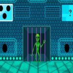 Green Alien Escape