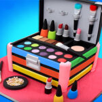 Make Up Cosmetic Box Cake Maker -Best Cooking Game