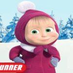 Masha and the Bear Runner Game Adventure