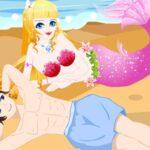 Mermaid Lover In Beach
