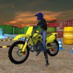 MSK Dirt bike stunt parking sim
