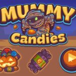 Mummy Candies   Fullscreen HD Game