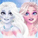 New Makeup Snow Queen Elsa
