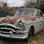 Old Rusty Cars Differences
