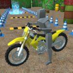 Parking Bike 3D Game