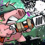 Piggy soldier super adventure