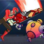 Power Rangers Kill Robots
