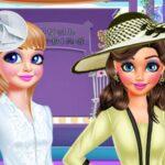 ROYAL WEDDING GUESTS DRESS UP