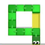 Snake 3d Mosaic Art