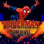 Spiderman Run Super Fast