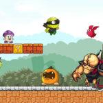 SuperHero Turtle Adventure