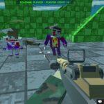 Survival Shooting Xtreme Crazy blocky Combat
