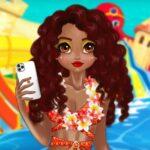 Tropical Princess and Princess Rosehip Sew Swimwea