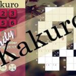Daily Kakuro